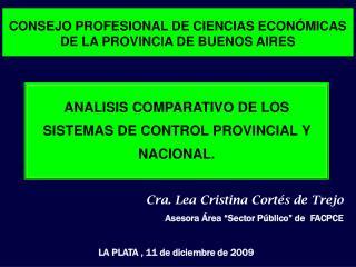 CONSEJO PROFESIONAL DE CIENCIAS ECON MICAS DE LA PROVINCIA DE BUENOS AIRES