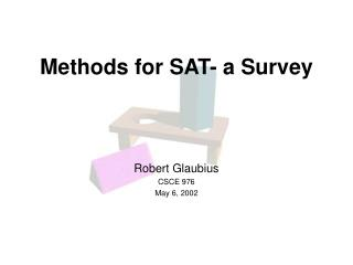 Methods for SAT- a Survey