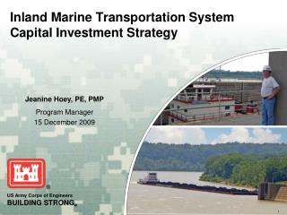Inland Marine Transportation System Capital Investment Strategy