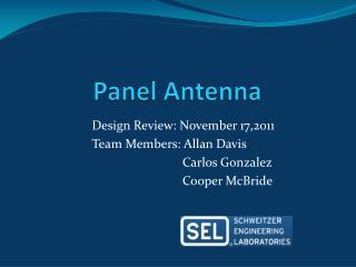 Panel Antenna