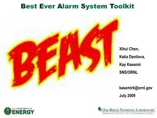 Best Ever Alarm System Toolkit