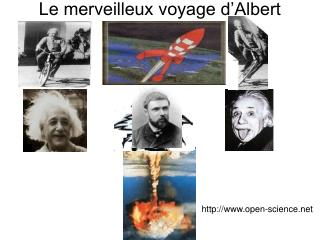 Le merveilleux voyage d Albert