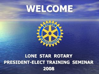 Planning Guide for Effective Rotary Clubs: