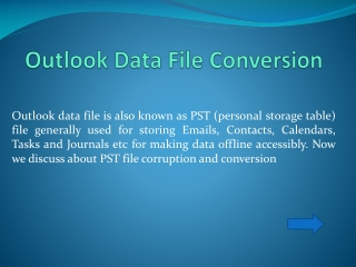 Convert PST file to PDF with PST file Converter