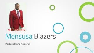 Mensusa Blazers