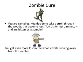 Zombie Cure