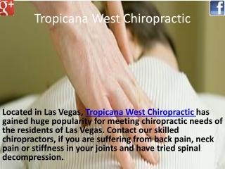 Tropicana West Chiropractic