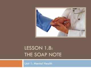 Let s Review Lesson 1