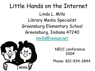 Little Hands on the Internet