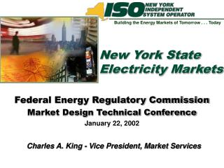 New York State Electricity Markets