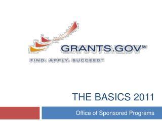 The Basics 2011