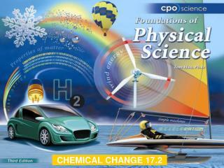 CHEMICAL CHANGE 17.2