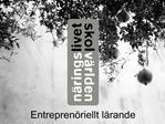 Entrepren riellt l rande