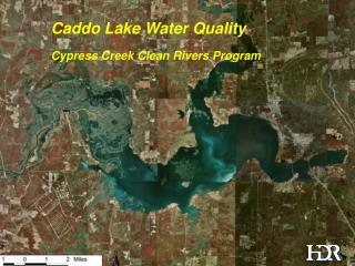 Water Quality in the Caddo Lake Watershed