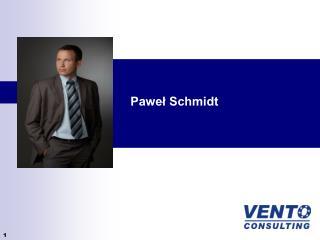 Pawel Schmidt