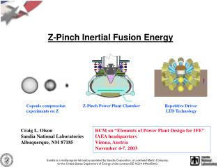 Z-Pinch Inertial Fusion Energy