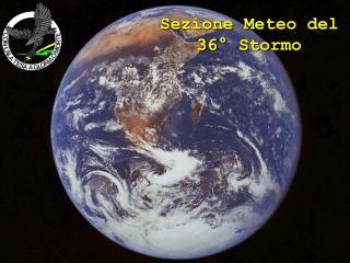 Sezione Meteo del 36  Stormo