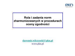 Slawomir.wilczynskipkn.pl pkn.pl