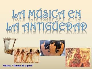 Música en la antigüedad