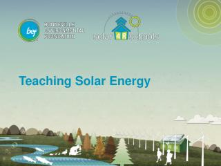 Teaching Solar Energy