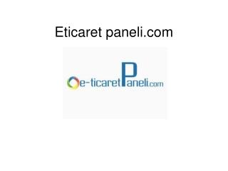 http://www.eticaretpaneli.com/