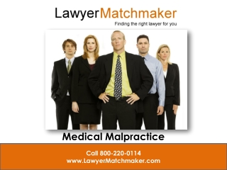 Lawyer Matchmaker Tells You What To Do If You Are A Victim O