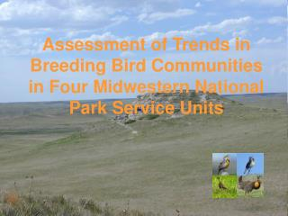 Assessment of Trends in Breeding Bird Communities in Four Midwestern National Park Service Units