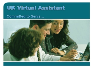 UK Virtual Assistant