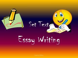 Set Text
