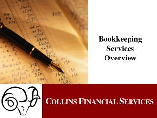 Bookkeeping Services Overview