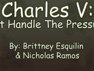 Charles V: