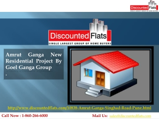 Amrut Ganga New Residential Project By Goel Ganga Group