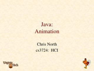 Java: Animation