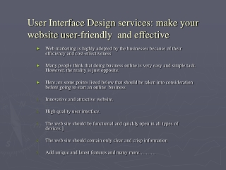 Chicago User Interface Design, Hmi Redesign, Chicago Informa