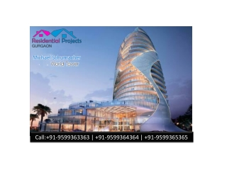 Michael Schumacher World Tower Gurgaon