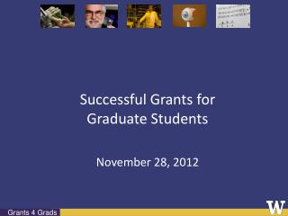 Successful Grants for  Graduate Students