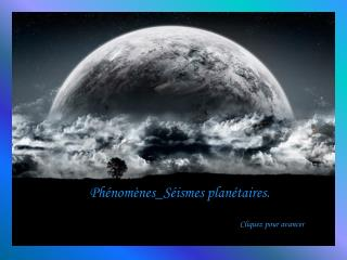 Ph nom nes_S ismes plan taires.