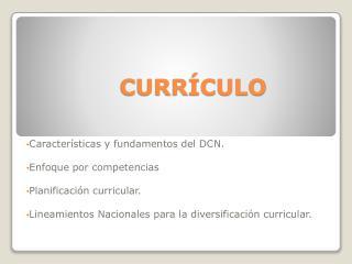 CURR CULO