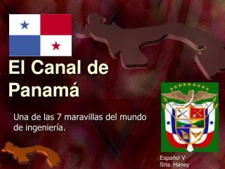 El Canal de Panam