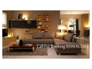 2BHK Apartments In Gurgaon || 9599363363
