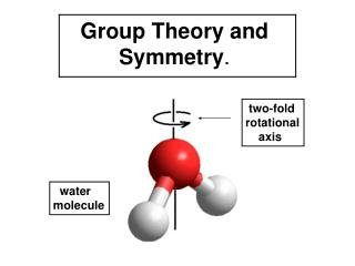 Group Theory and Symmetry.