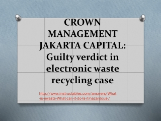 crown management jakarta capital