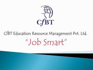 CfBT Education Resource Management Pvt. Ltd.