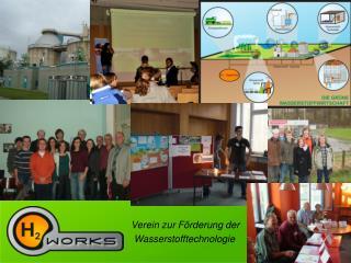 Verein zur F rderung der  Wasserstofftechnologie