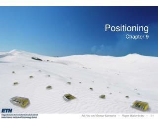 Positioning Chapter 9