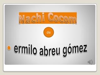 NACHI COCOM
