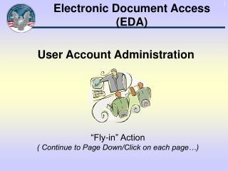 Electronic Document Access EDA