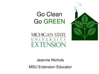 Go Clean Go GREEN