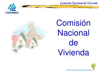 Comisi n Nacional de Vivienda