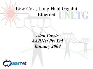 Low Cost, Long Haul Gigabit Ethernet